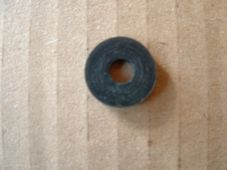 82-6968  Rubber washer, Triumph, BSA, battery strap mounting
